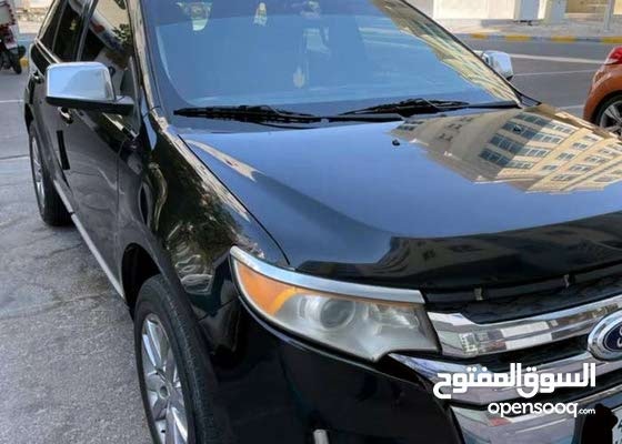 فورد ايدج رقم واحد نظيفه 2012 Ford Edge Limited GCC