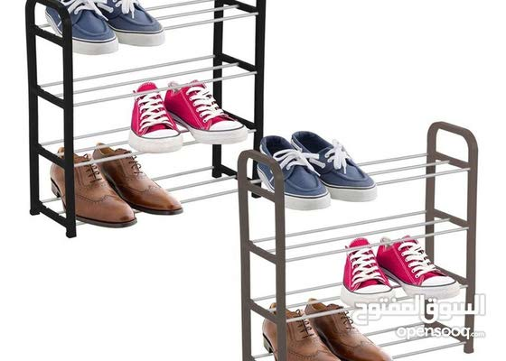 Elegant shoe rack