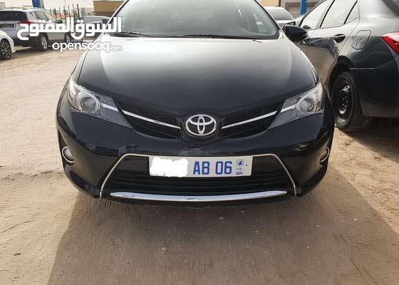 Toyota auris 2014 dynamic 126 D4D