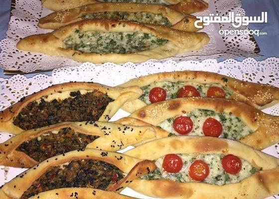 معلم بيتزا وفطائر تركيا ارغب في العمل
