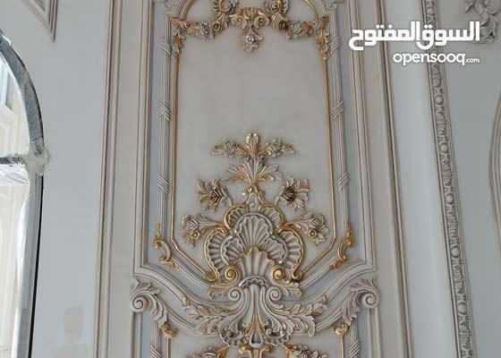 فني ديكور خبره 10 سنوات في الديكورات والالوان داخل الإمارات