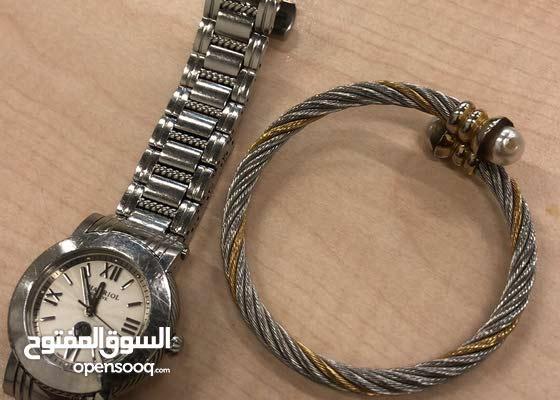 ساعة شاريول +اسوارة
