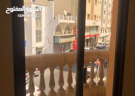 شقة للايجار في الحورة Flat for rent in Hoora