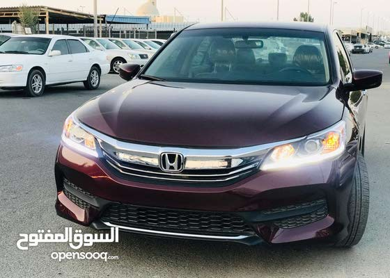 Honda Accord 2.4L LX 2016 available for sale