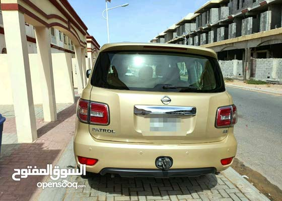 Nissan patrol with special options and full nissan service history