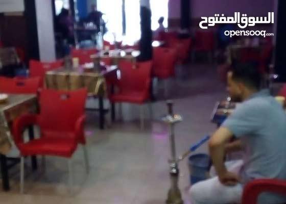 مقهي شقاوة المميز في جدة
