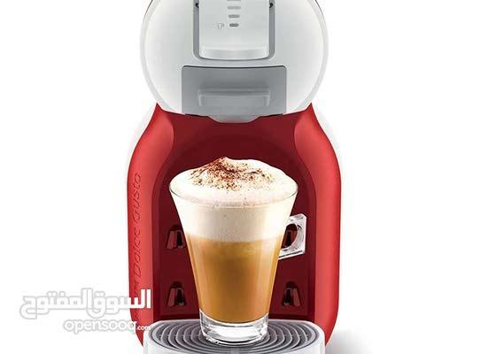 ماكينة قهوة دولتشي غوستو للبيع