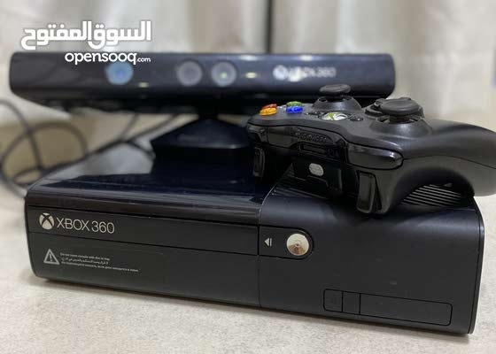 XBOX 360 E-EDITION (500 GB ) + 25 CD GAMES for sale !!
