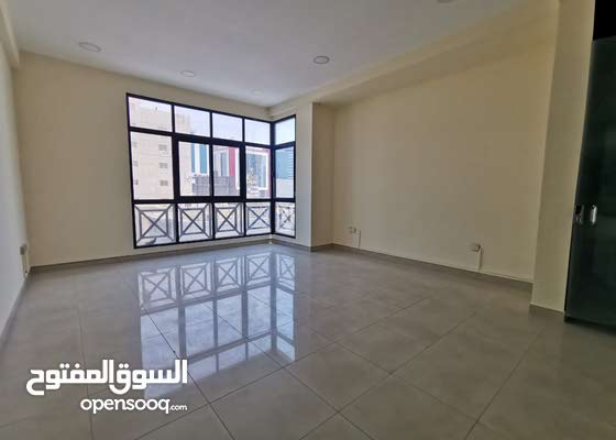 Prime Location, Bright & Spacious 2 BR Office with City View