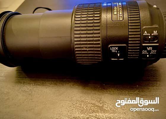 NIKKOR 18-300mm F/3.5-6.3G ED VR Wide-Angle Professional lens