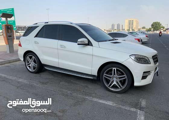 Mercedes benz ML500 V8 4x4 GCC in excellent condition for sale  Full option Spor
