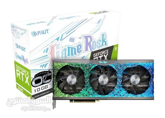 Palit RTX 3080 Game Rock LHR 10Gb