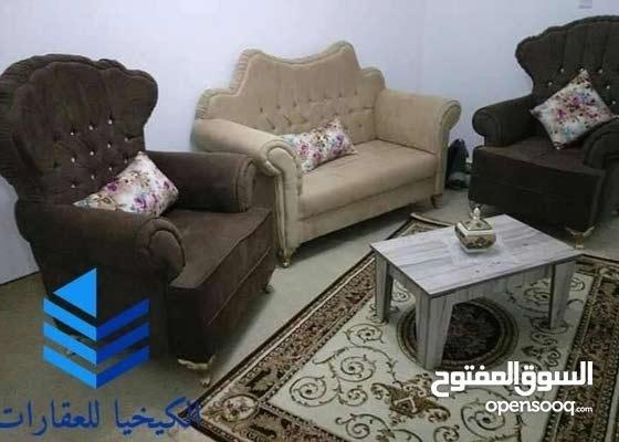 الكيخيا للعقارات -بنغازي  منزل تجاري سكني في المساكن    أرض عصمان شارع صيدليه المنشية علي الرئيسي