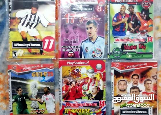 play station 2 football games