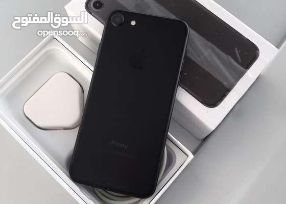 I phone 7 128 gb black
