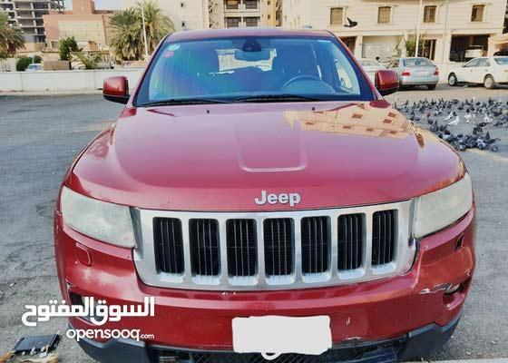 Jeep Grand Cherokee Laredo 4X4, Model No 2011