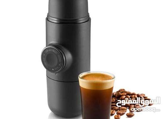 ماكينة الاسبريسو MINI المحمولة لعمل القهوة