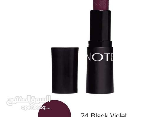 NOTE ULTRA RICH COLOR LIPSTICK - 24 Black Violet