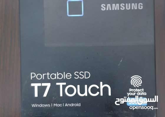 Samsung T7 Touch 500gb Ssd Usb 141735832 Opensooq