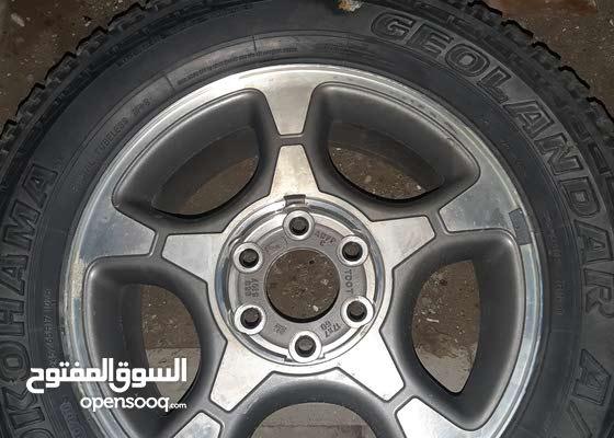 tyre trailblazer
