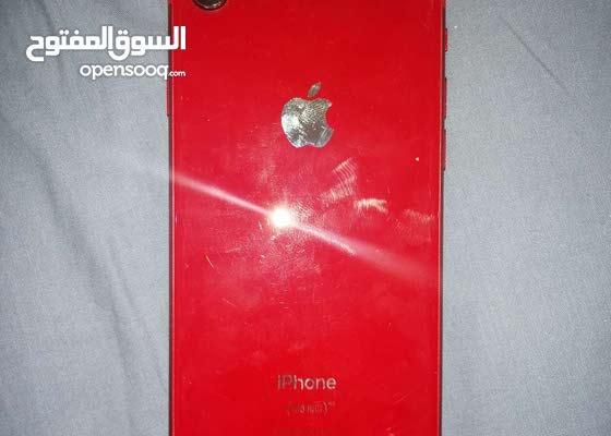 ايفون8 اللون الاحمر السعه64