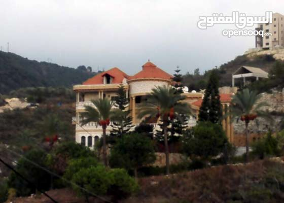 Ameer Villa For Sale In Jbail