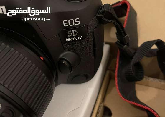 للبيع كاميرا كانون مارك IV شبهة جديدة