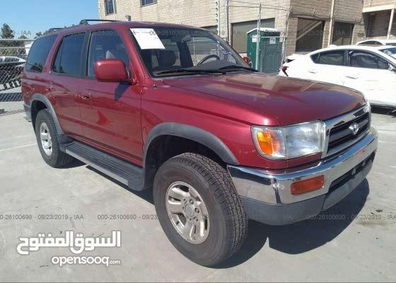 Automatic Toyota 1997 for sale - Used - Zawiya city