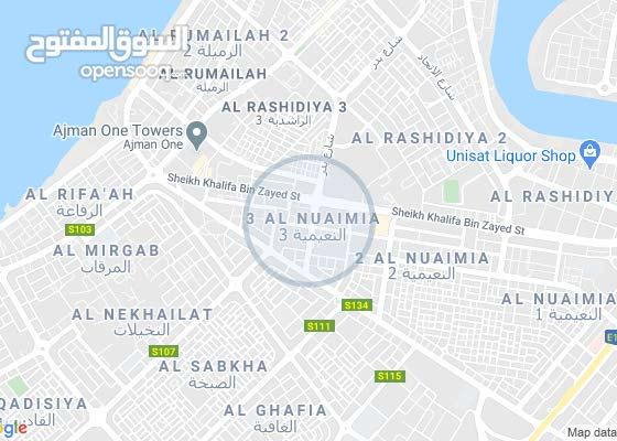 شقة للايجار في عجمان