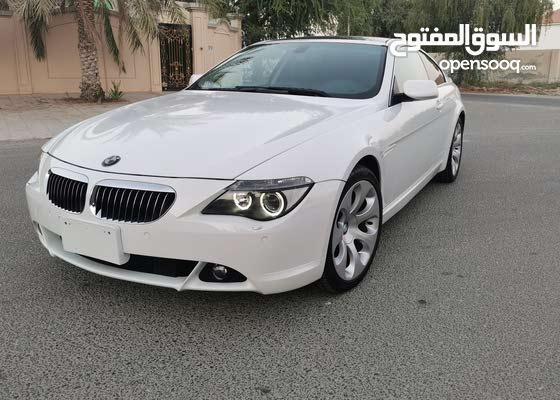 للبيع BMW 650i وارد اليابان موديل 2006