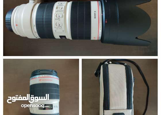 canon EF 70-200mm 2.8 is ii usm bahrain
