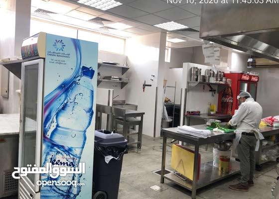 مطعم للبيع في عجمان