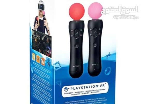 PSVR AND PS MOVE
