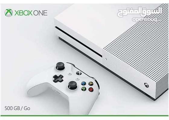 Xbox one  لللبيع  السعر : 1100  معاه تنزيل باقت العاب  الجهاز جديد   المكا