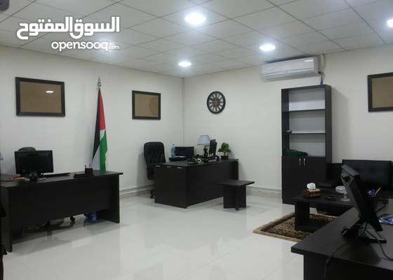 مكتب للايجار في رام الله - دوار الساعة