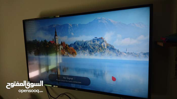 LG Other TV screen
