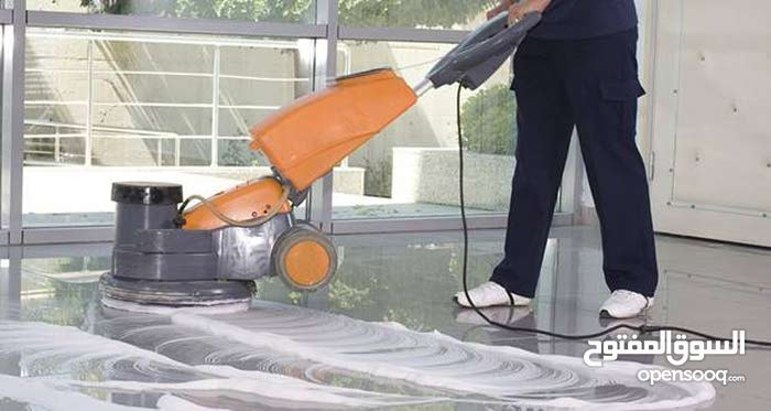 شركة الفتح للتنظيف الشامل والمكافحه