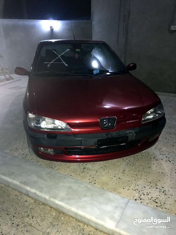 Available for sale! 90,000 - 99,999 km mileage Peugeot 306 2001