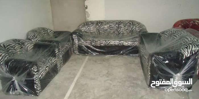 لدي أريكة جديدة