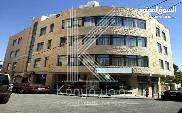 مجمع تجاري استثماري للبيع جبل عمان