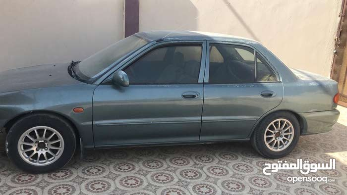 Manual Mitsubishi 1994 for sale - Used - Sohar city