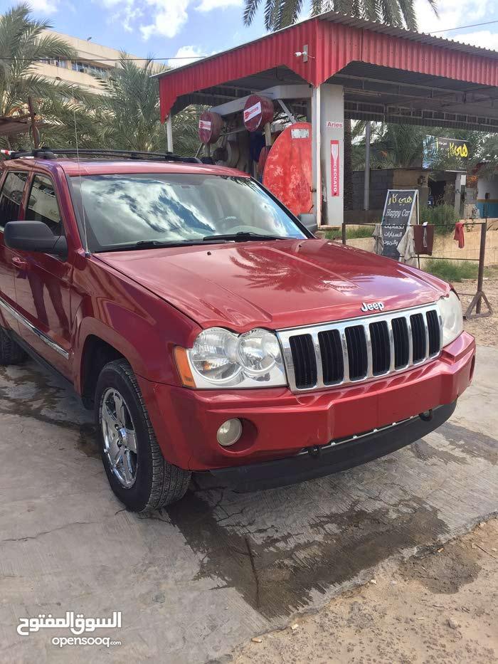 Jeep Cherokee in Zliten