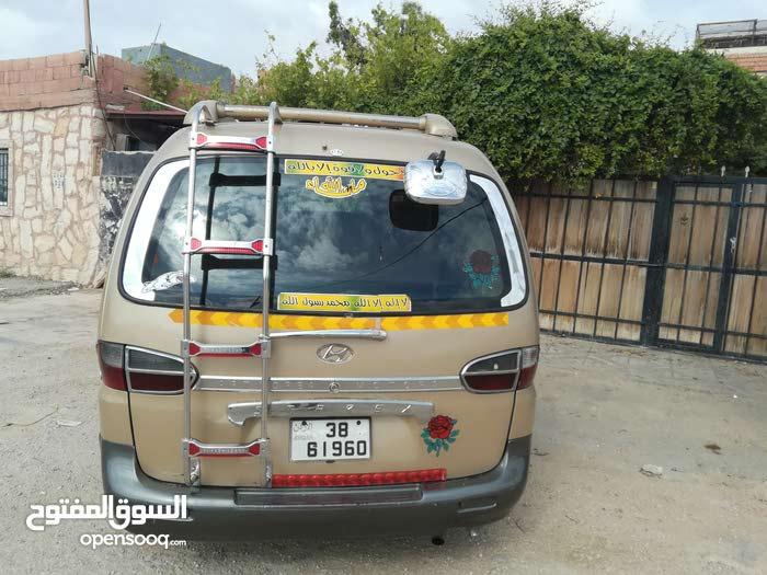 For sale Hyundai H-1 Starex car in Madaba