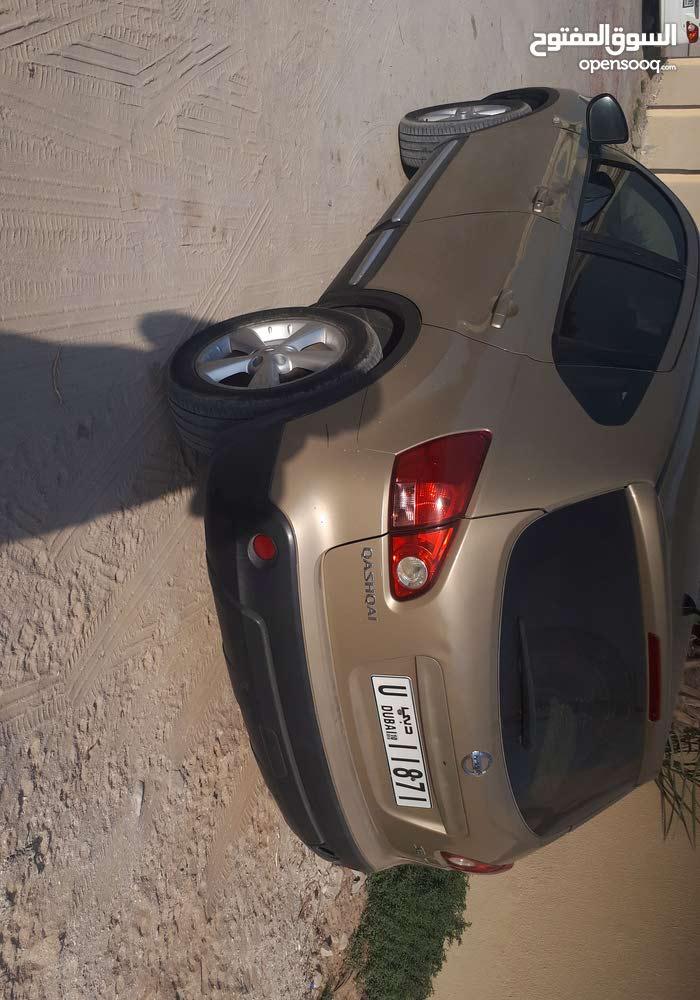 Nissan Qashqai for sale in Dubai