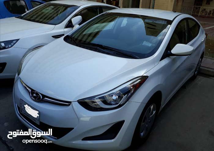 Hyundai Elantra car for sale 2016 in Baghdad city