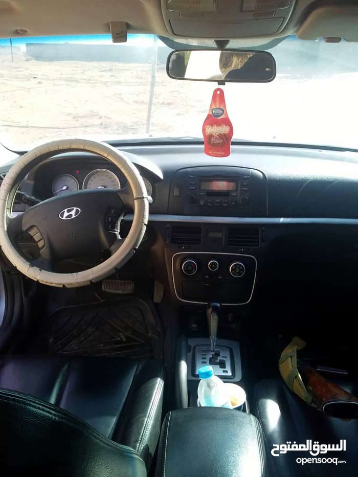 Automatic Hyundai 2007 for sale - Used - Sabha city