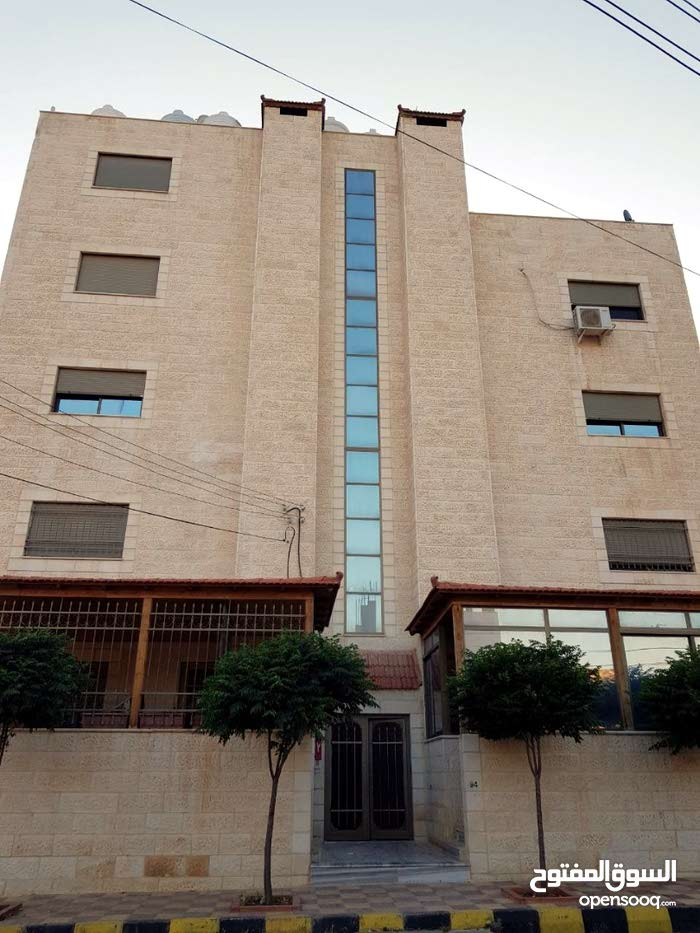 شقة طابقية 203 م للبيع بالاقساط في ام نوارة حي الرضوان