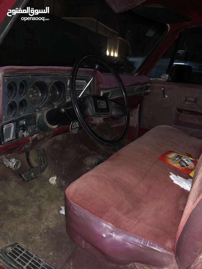 Available for sale!  km mileage Chevrolet Silverado 1984