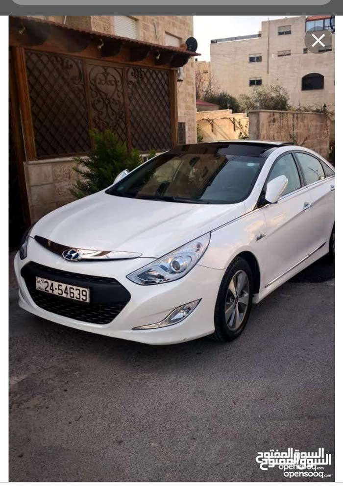 Silver Hyundai Sonata >> Silver Hyundai Sonata 2012 For Sale 104179996 Opensooq