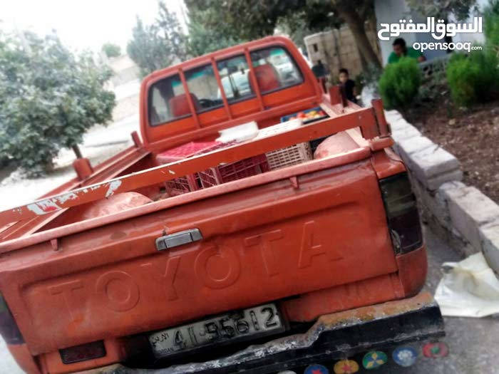 Toyota Hilux 1998 for sale in Irbid